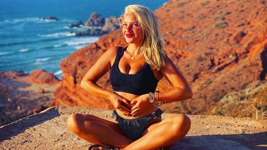 """Fürs """"Dschungelcamp"""": Evelyn Burdecki tourt durch Australien"""