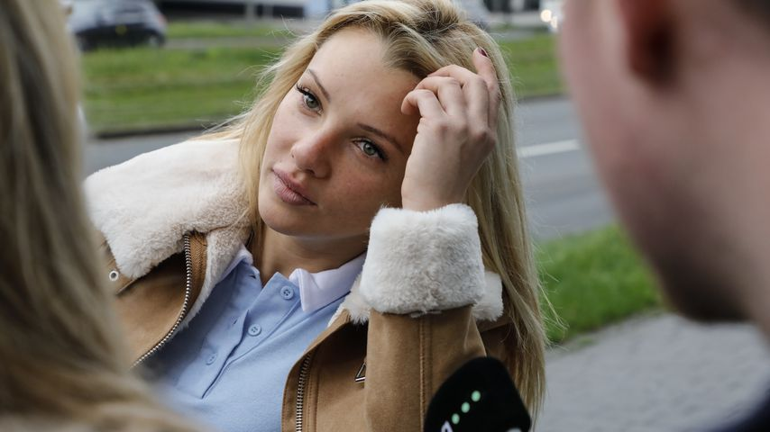 """""""Sehr oft alleine"""": Evelyn Burdecki plötzlich zerbrechlich"""