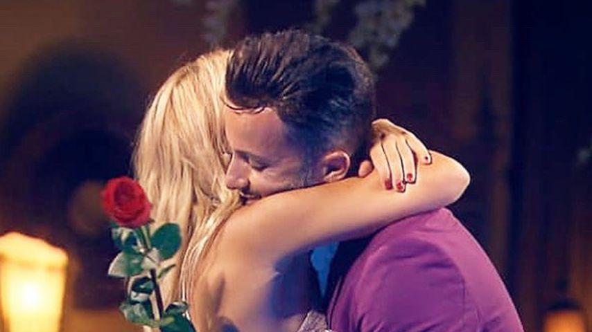 "Evelyn Burdecki und Domenico De Cicco im ""Bachelor in Paradise""-Finale"