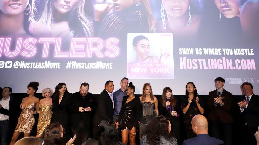 "Event zum Film ""Hustlers"" 2019 in New York"