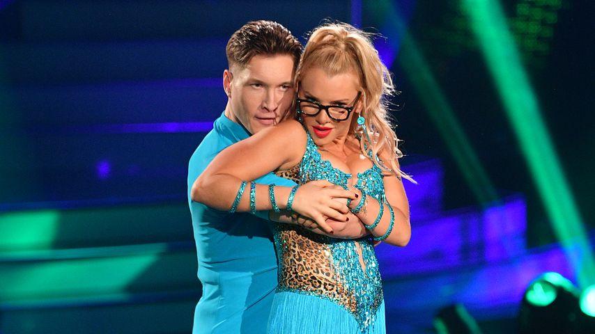 """Evgeny Vinokurov und Evelyn Burdecki in der ersten """"Let's Dance""""-Show 2019"""