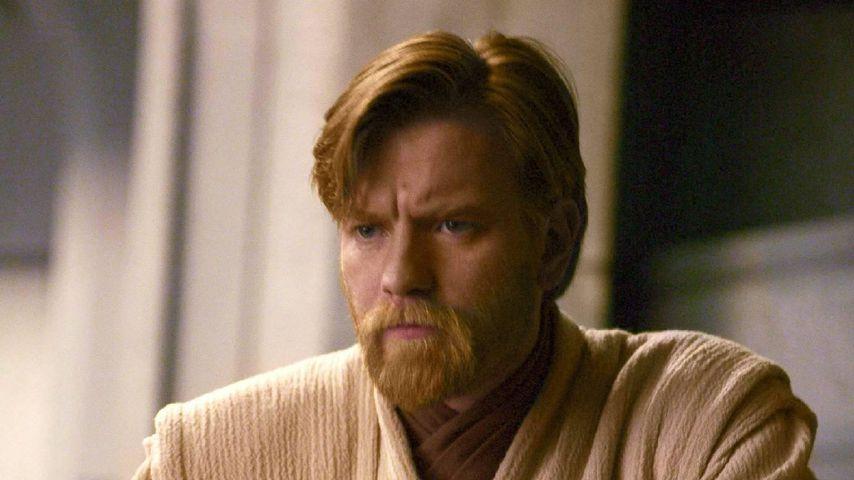 """Ewan McGregor als Obi-Wan Kenobi in """"Star Wars: Die Rache der Sith"""""""