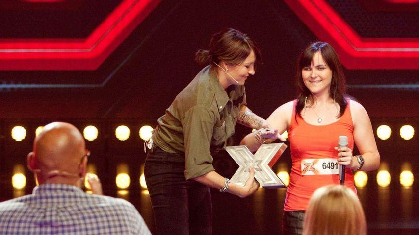 X Factor: Supertalent-Fabienne rührt zu Tränen