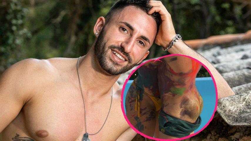 """""""Temptation Island""""-Fabio gibt unten ohne Vollgas beim Date!"""