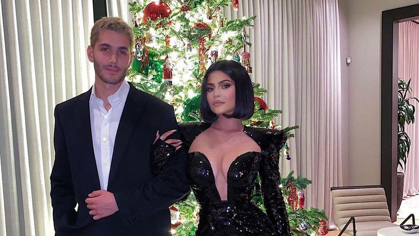 Fai Khadra und Kylie Jenner im Dezember 2019