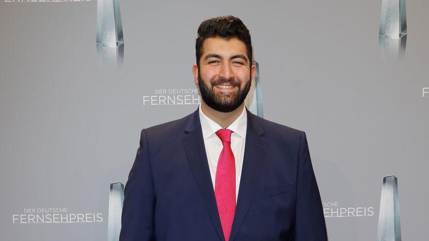 Faisal Kawusi beim Deutschen Fernsehpreis 2018
