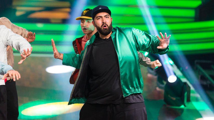 """Klassiker: """"Let's Dance""""-Faisal zappelt zum """"Ketchup Song"""""""