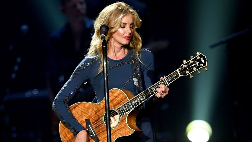 """Faith Hill bei ihrer """"Soul2Soul""""-Tour in Los Angeles"""