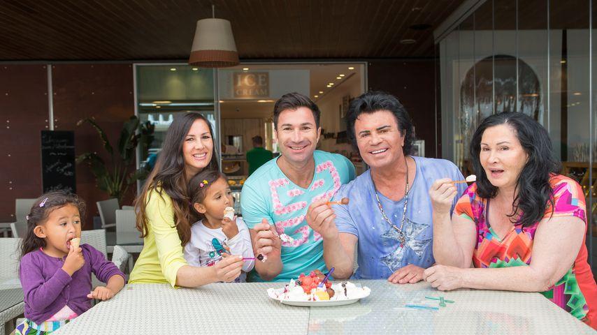Familie Cordalis auf Mallorca