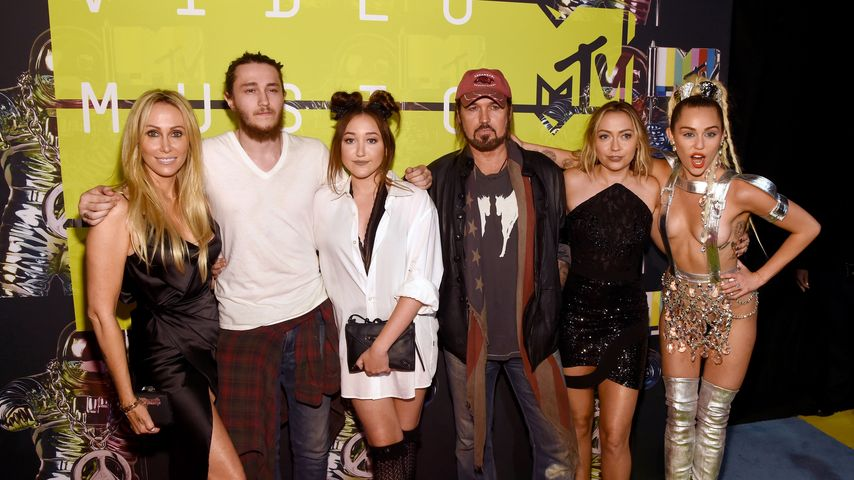 Planeten-Panne: Hat sich Miley mit diesem Tattoo blamiert?
