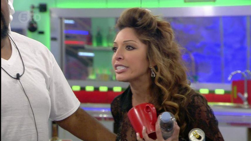 """Farrah Abraham rastet aus: """"Ich bring alle im Haus um!"""""""