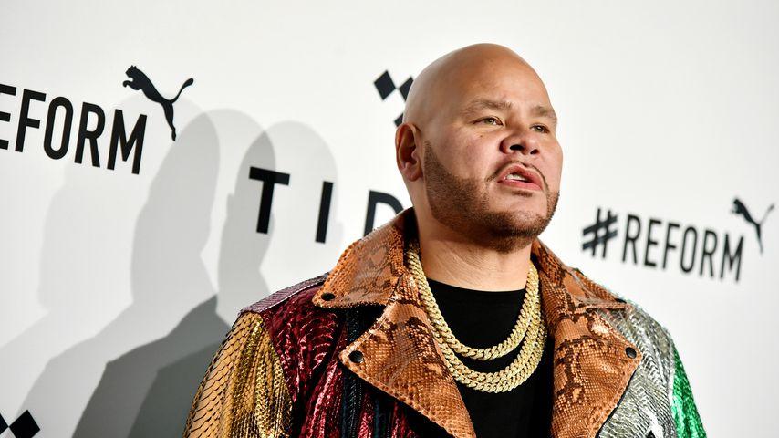 Fat Joe im Oktober 2018