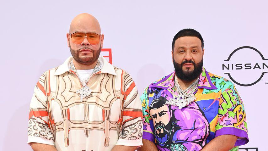 Fat Joe und DJ Khaled im Juni 2021