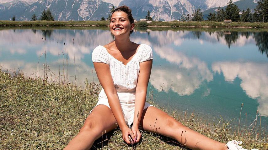 "Fata Hasanović, bekannt aus ""Germany's next Topmodel"""