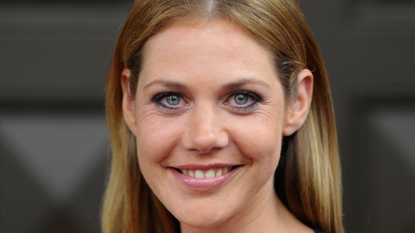 Felicitas Woll beim Bayerischen Fernsehpreis 2015