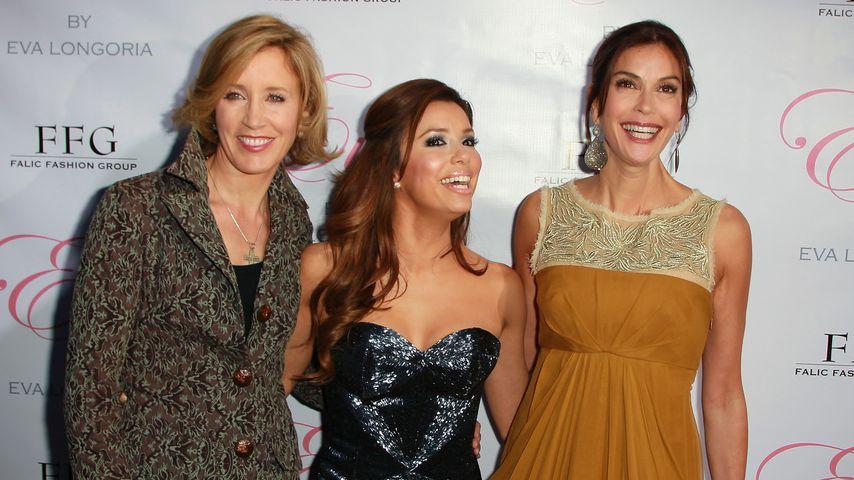 Felicity Huffman, Eva Longoria und Teri Hatcher