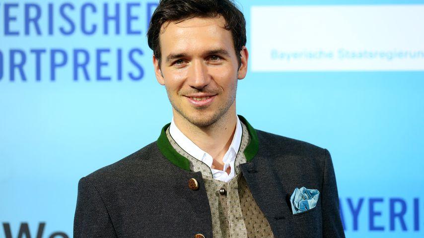 Felix Neureuther beim Bayerischen Sportpreis in München im Juli 2019