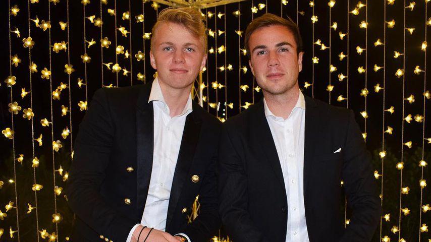Felix und Mario Götze