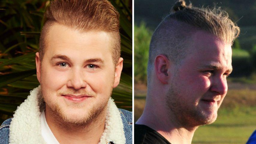 Dschungel-Fans entsetzt: Was ist mit Felix' Frisur passiert?