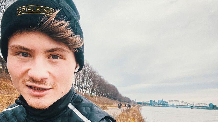 Felix von der Laden in Köln im Dezember 2019