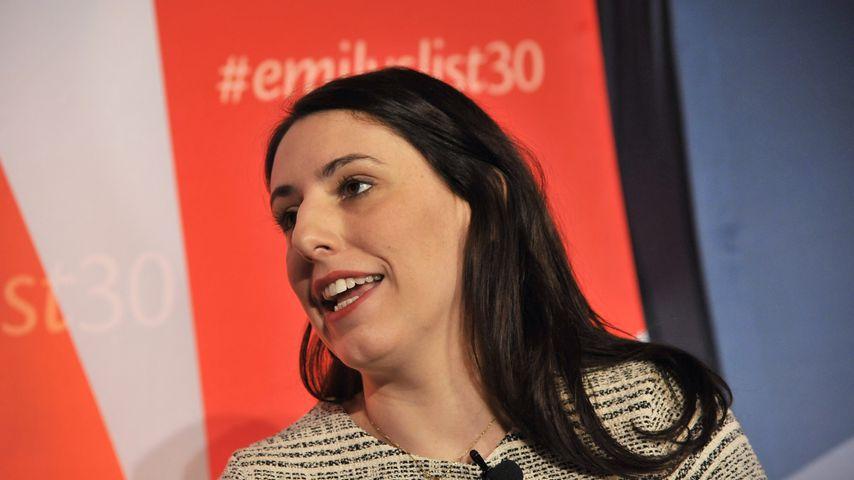 Feministin Jessica Valenti bei einem Event in Washington