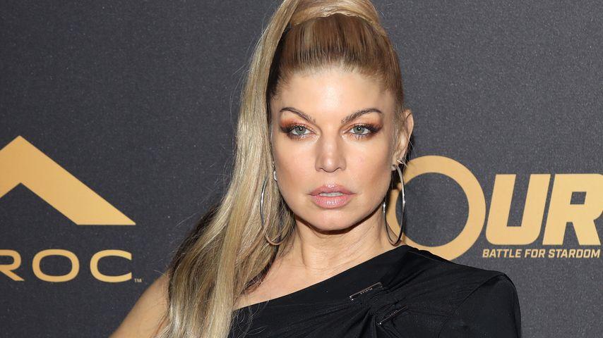Fergie in Beverly Hills