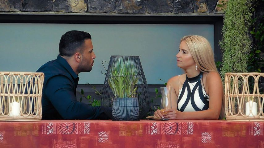 "Ferhat und Aline in ""Are You The One?""-Folge vier"