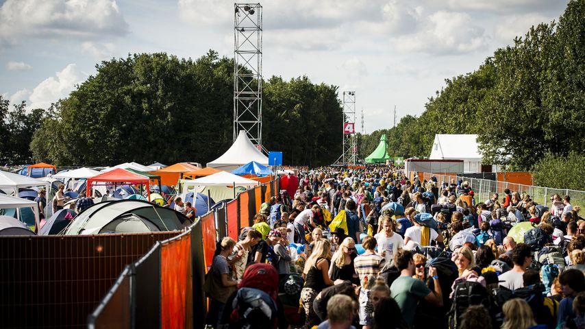 Lowlands-Festival in Biddinghuizen, Niederlande