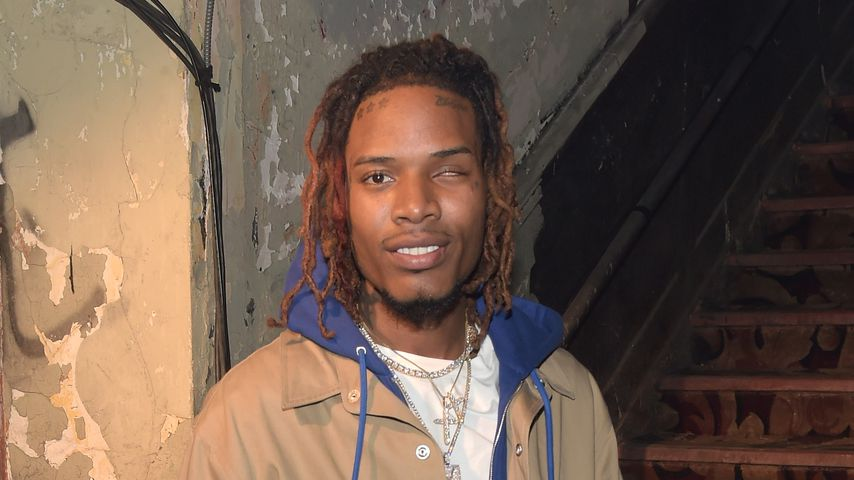 Fetty Wap bei der New York Fashion Week