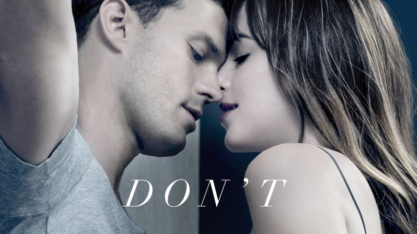 """""""Fifty Shades of Grey 3""""-Filmplakat"""