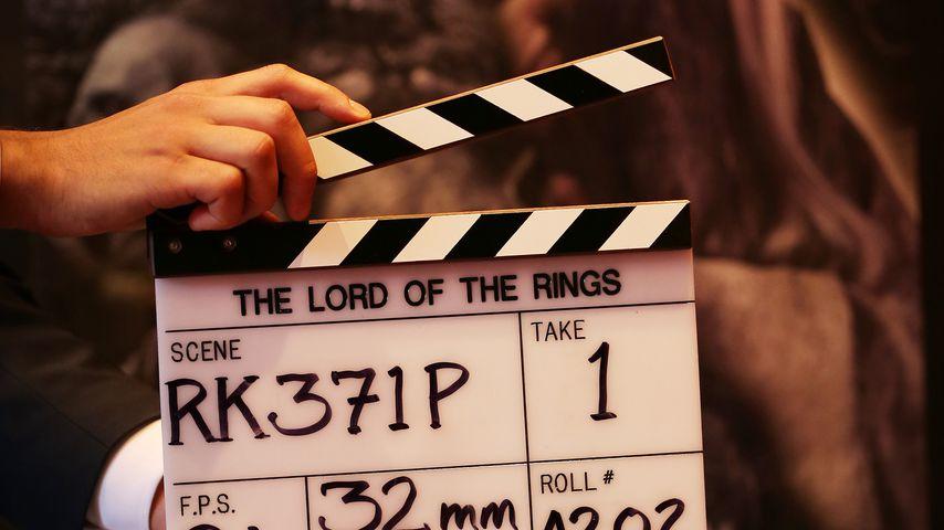 """""""Herr der Ringe"""", Filmklappe"""