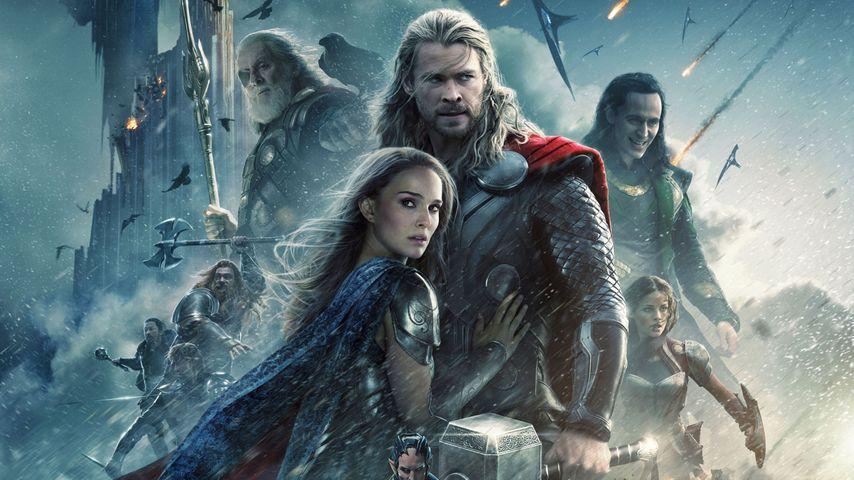 """Filmplakat zu """"Thor"""""""