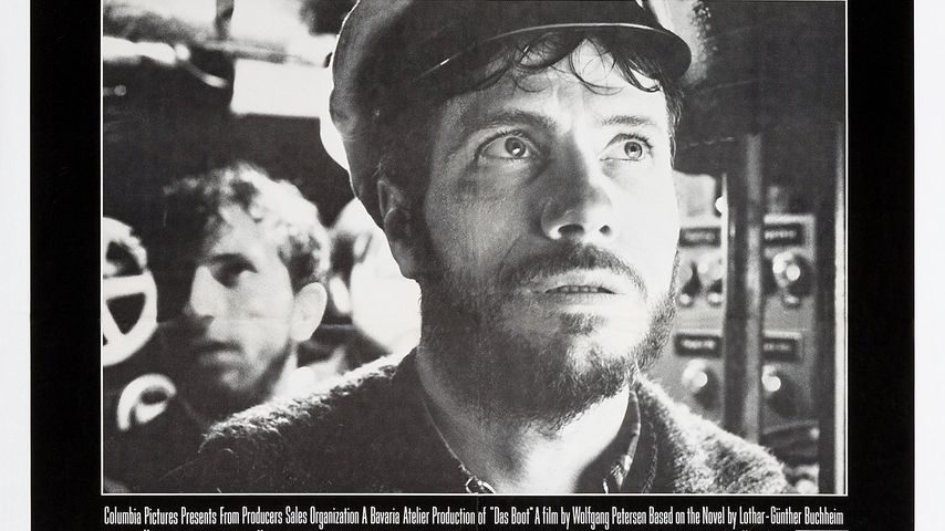 """""""Das Boot""""-Filmposter"""