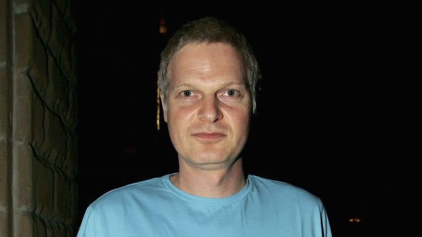 Filmproduzent Steve Bing im Dezember 2005 in Dubai