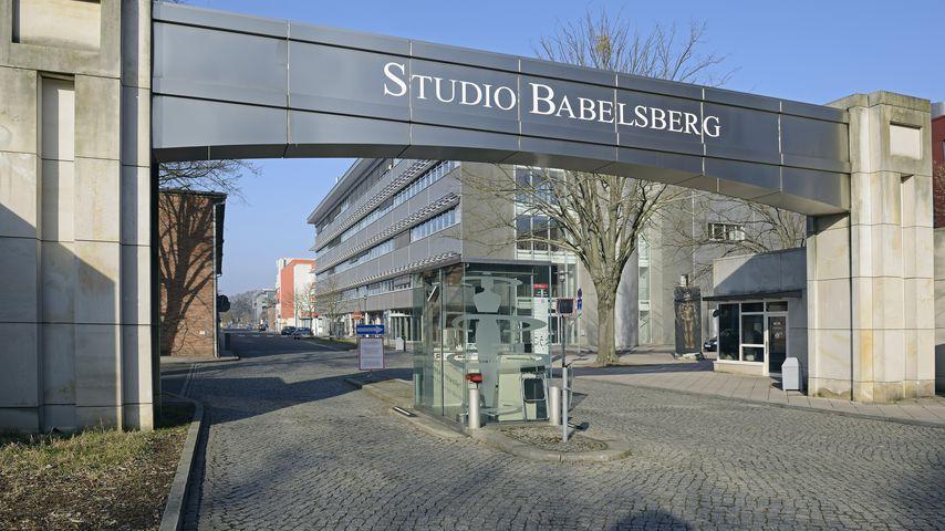 Die Filmstudios in Babelsberg