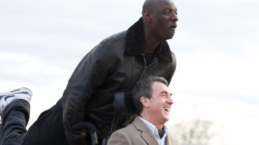 """Omar Sy und Francois Cluzet in """"Ziemlich beste Freunde"""""""