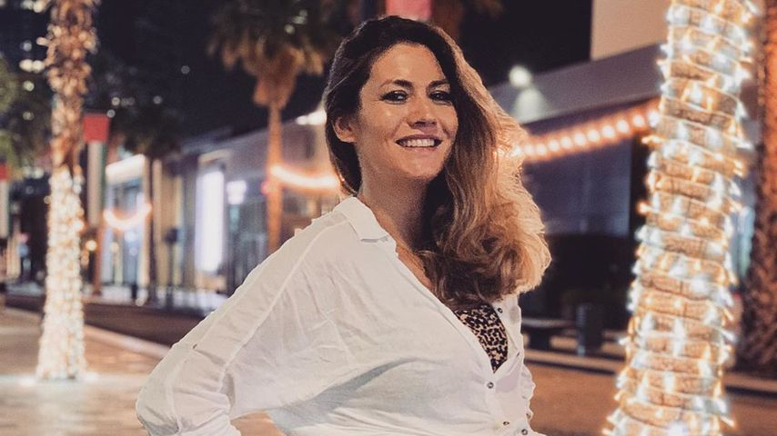 """""""Nix mit flachem Bauch"""": Fiona Erdmann gibt Körper-Update"""