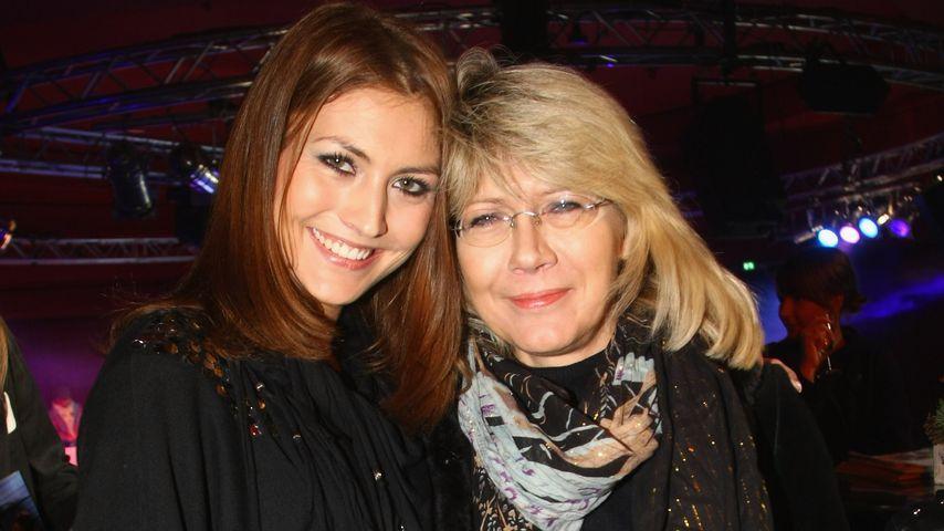 Traurig! Fiona Erdmann denkt jeden Tag an ihre tote Mutter