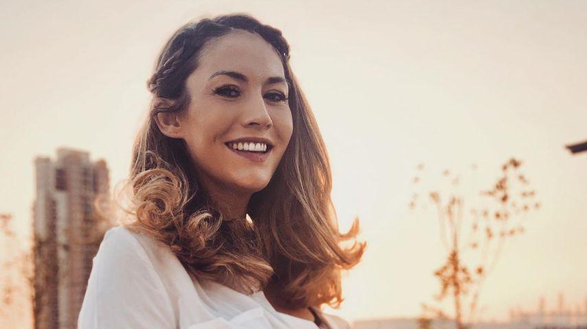 Neu-Mama Fiona Erdmann: Leute denken, sie sei noch schwanger