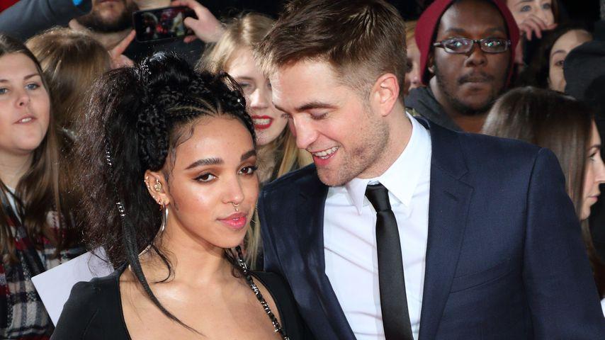 Insider weiß: FKA Twigs und Rob Pattinson sind zusammen!