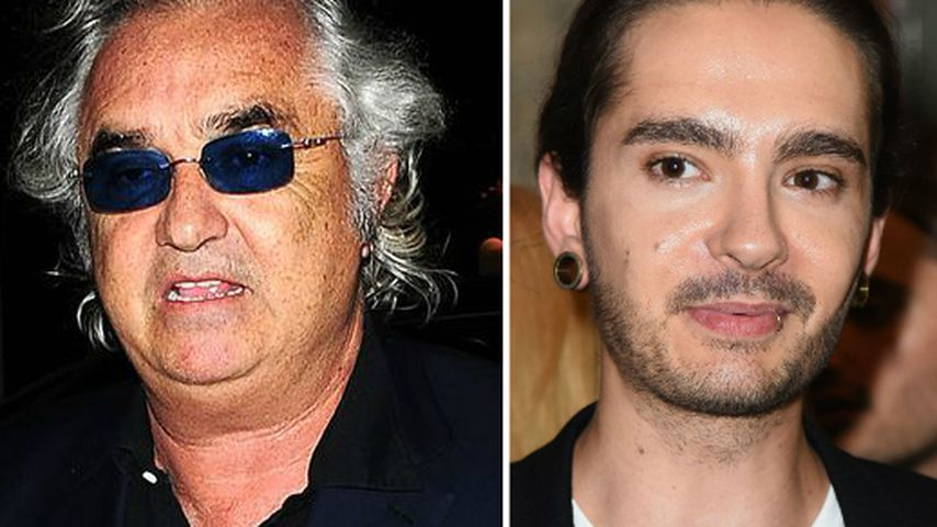 Briatore Tom Kaulitz Co Heidi Klum Und Ihre Ex Manner