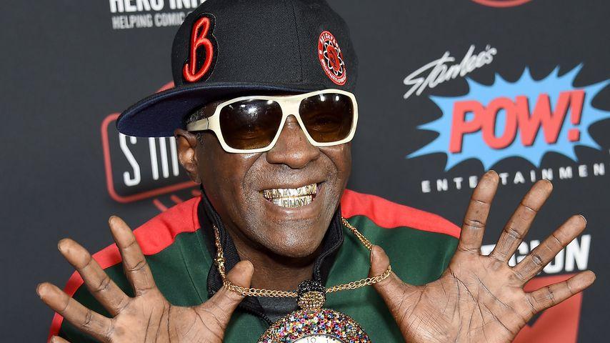 Rapper Flavor Flav mit 60 Jahren wieder Papa geworden!