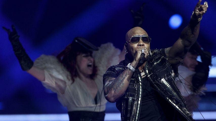 """""""Wie geil"""": Das Netz feiert Flo Rida beim ESC-Halbfinale!"""