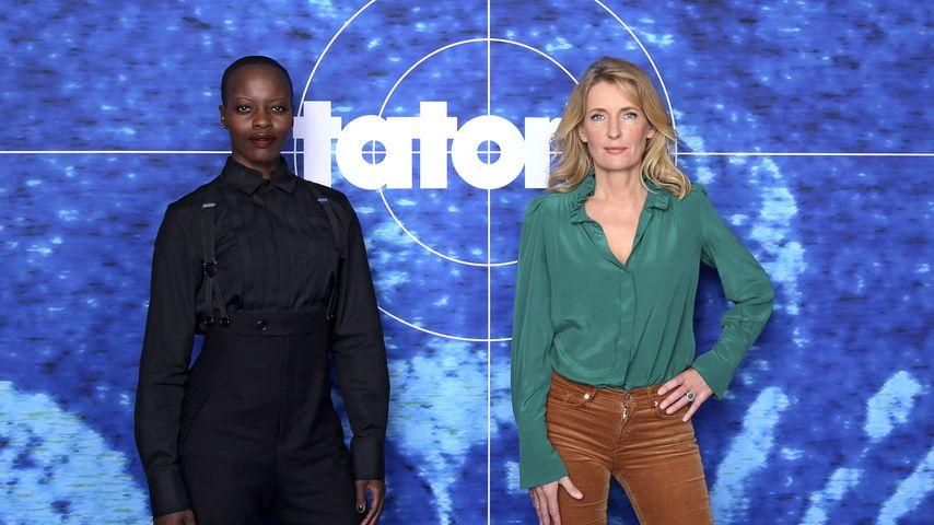 "Florence Kasumba und Maria Furtwängler beim Fototermin zum neuen ""Tatort"""