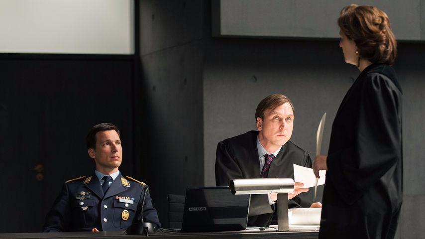 "Florian David Fitz als ""Lars Koch"" im ARD-Film ""Terror"""