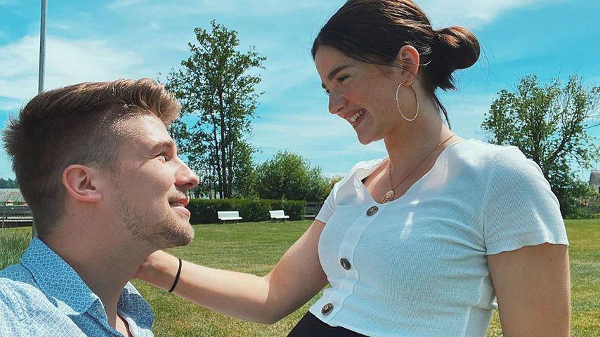 Florian und Julita im Mai 2020
