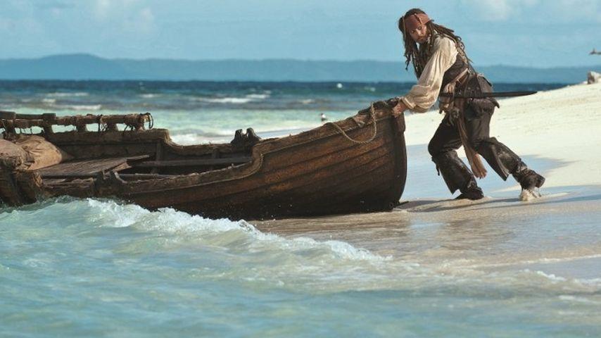 Fluch der Karibik 4: Die ersten Bilder sind da!