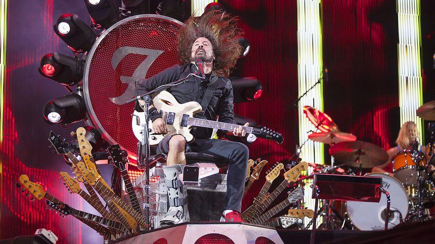 Traum-Konzert: Foo Fighters erfüllen 1.000 Fans ihren Wunsch
