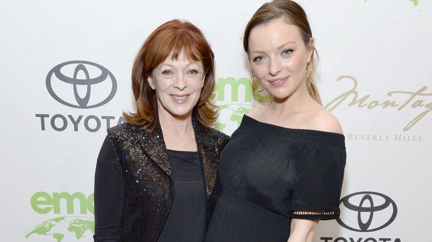 Frances Fisher und Tochter Francesca Eastwood
