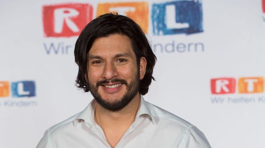 Francisco Medina beim RTL-Spendenmarathon 2019